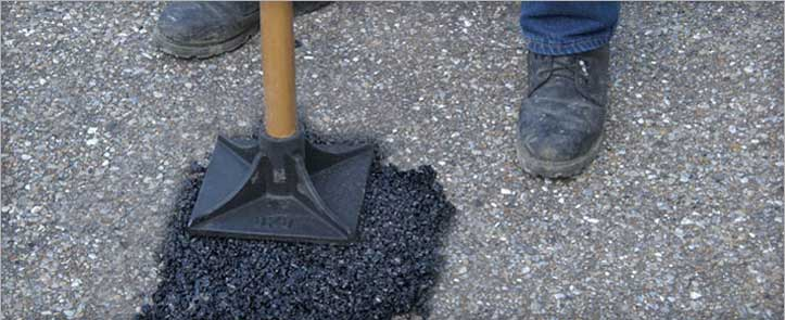 Florida asphalt patching